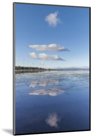 USA, Vermont, South Hero. View of Lake Champlain-Walter Bibikow-Mounted Photographic Print