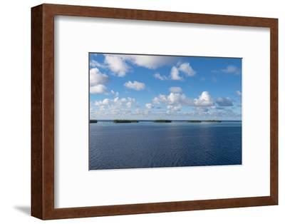 Taha'a, French Polynesia.-Douglas Peebles-Framed Photographic Print