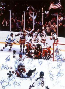 U.S. Champion Hockey Team, c.1980