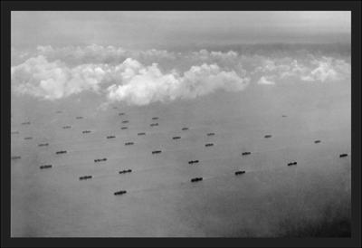 Convoy at Sea