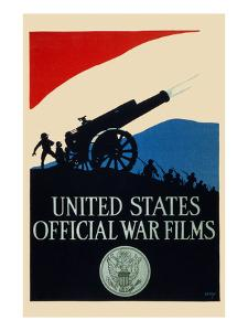 United States Official War Films by U.S. Gov't