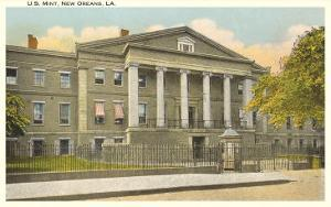 U.S. Mint, New Orleans, Louisiana