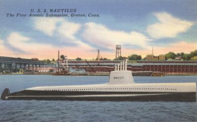 U.S.S Nautilus, First Automic Submarine