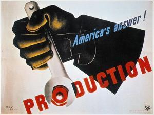 U.S. World War Ii Poster