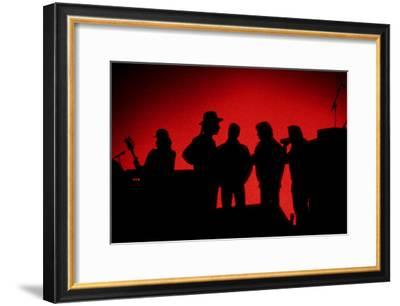U2 Rattle and Hum, Le Film, Rattle and Hum, 1988--Framed Photo