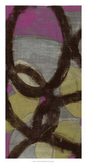 Ua Ch Fuchsia Links I-Jennifer Goldberger-Premium Giclee Print