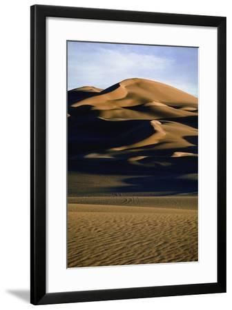 Ubari Sand Sea Desert-Design Pics Inc-Framed Photographic Print