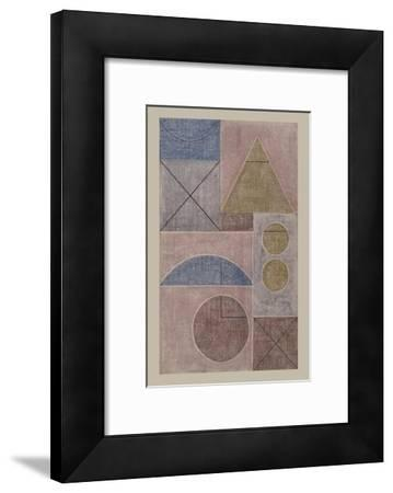Uctio No. 18, 2003-Peter McClure-Framed Giclee Print
