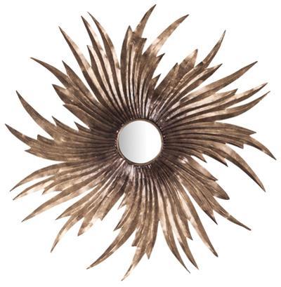 Udara Jungalow Bronze Mirror