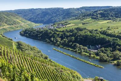 Europe, Germany, Rhineland-Palatinate, District Cochem-Zell