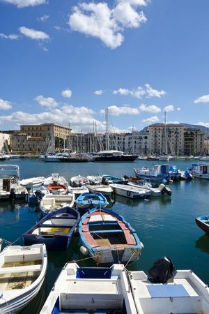 Italy, Sicily, Palermo, La Cala