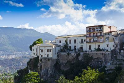 Italy, Sicily, Palermo, View at Palermo