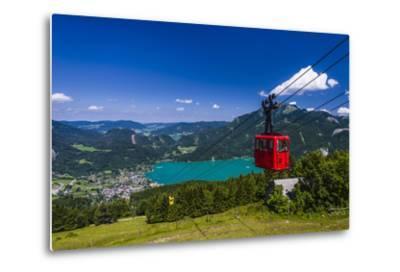 Austria, Salzburger Land (Ferderal State of Austria), Lake Wolfgangsee