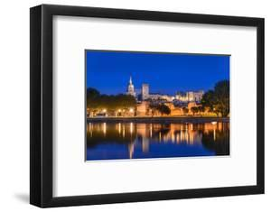France, Provence, Vaucluse, Avignon, Rh?ne Shore by Udo Siebig
