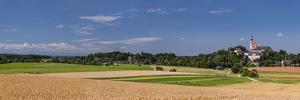 Germany, Bavaria, Upper Bavaria, 'FŸnf Seen Land' (Region), Andechs by Udo Siebig
