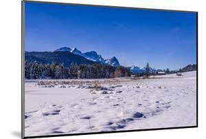 Germany, Bavaria, Upper Bavaria, Werdenfelser Land (Region), Alpenwelt Karwendel by Udo Siebig