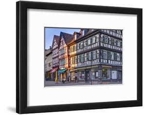 Germany, Hesse, Odenwald (Region), Bergstra§e (Region), Bensheim, High Street by Udo Siebig