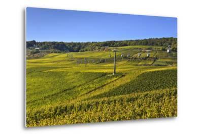 Germany, Hesse, Rheingau (Region), RŸdesheim Am Rhein (Town), Cable Car to the Niederwald Monument