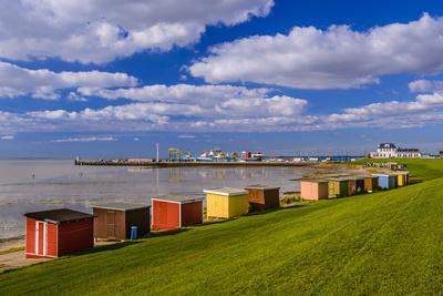 Germany, Schleswig-Holstein, North Frisia, Dageb?ll, District Harbour