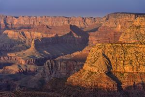 The USA, Arizona, Grand canyon National Park, South Rim, Grandview Point by Udo Siebig