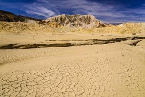 The USA, California, Death Valley National Park, Twenty Mule Team Canyon, Furnace Creek Wash by Udo Siebig