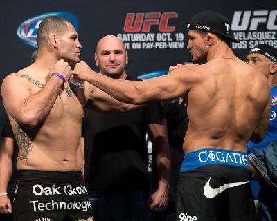 UFC 166: May 25, 2013 - Cain Velasquez vs Junior Dos Santos-Jeff Bottari-Photo