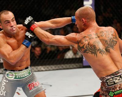 UFC 178 - Cerrone v Alvarez-Josh Hedges/Zuffa LLC-Photo