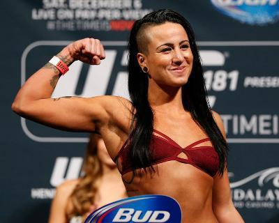 UFC 181 - Weigh-Ins-Josh Hedges/Zuffa LLC-Photo
