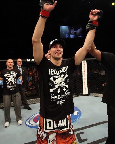 UFC Fight Night: Macdonald v Saffiedine-Nick Laham/Zuffa LLC-Photo