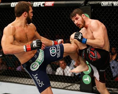 UFC Fight Night: Rockhold v Bisping-Josh Hedges/Zuffa LLC-Photo