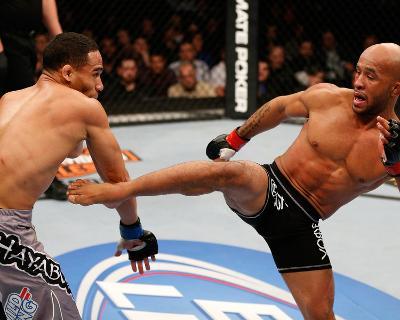 UFC on FOX: Jan 26, 2013 - Demetrious Johnson vs John Dodson-Josh Hedges-Photo