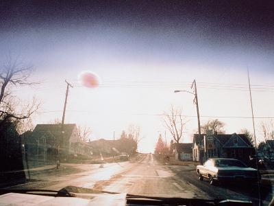 UFO Sighting-Julian Baum-Photographic Print