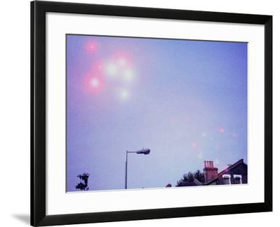 UFO Sighting-Christian Darkin-Framed Photographic Print