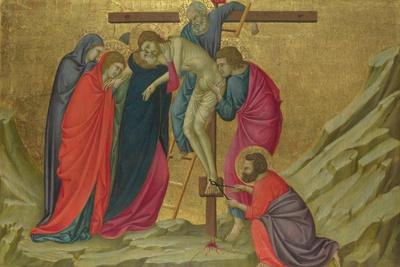 The Deposition (From the Basilica of Santa Croce, Florenc), C. 1324-1325