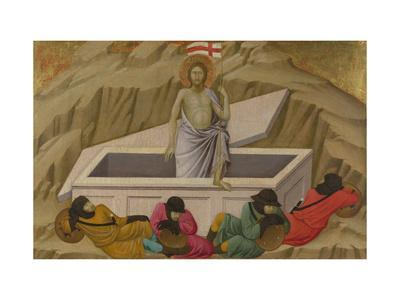 The Resurrection (From the Basilica of Santa Croce, Florenc), C. 1324-1325