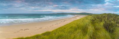 UK, Scotland, Argyll and Bute, Islay, Machir Bay from Sand Dunes-Alan Copson-Photographic Print