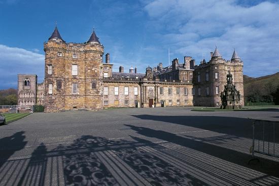 Uk, Scotland, Edinburgh, Parliament Building--Giclee Print