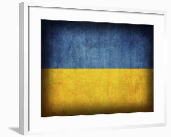 Ukraine-David Bowman-Framed Giclee Print