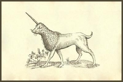Unicorn (Camphurch Effigies)