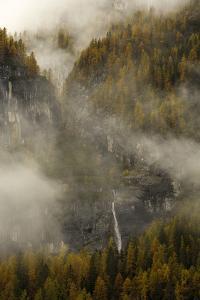 The Cascada Delle Comelle on the Liera River, Near Gares by Ulla Lohmann