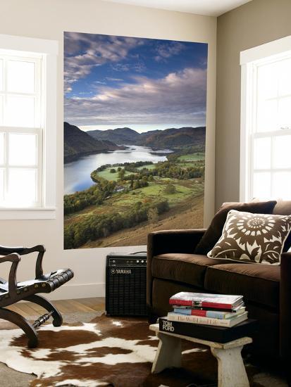 Ullswater, Lake District, Cumbria, England-Doug Pearson-Giant Art Print