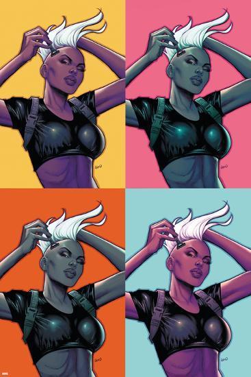 Ultimate Comics X-Men No. 23: Storm--Art Print