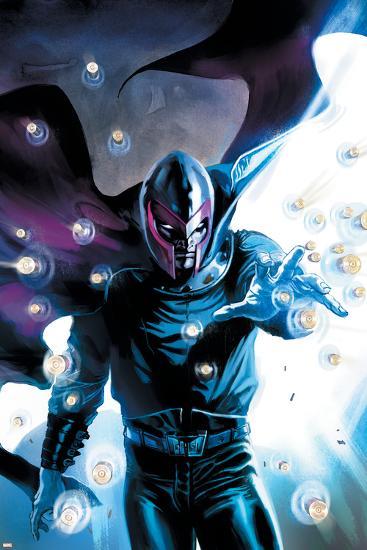 Ultimate Origins No.3 Cover: Magneto-Gabriele DellOtto-Art Print