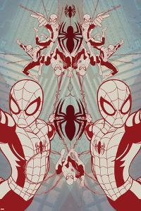 Ultimate Spider-Man Decorative Art
