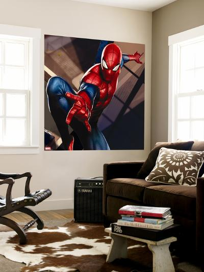 Ultimate SpiderMan - Gallery Edition Situational Art--Wall Mural