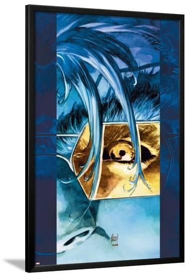 Ultimate X-Men No.15 Cover: Beast-Adam Kubert-Lamina Framed Poster