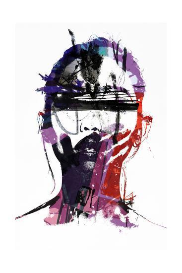 Ultraviolet-Alex Cherry-Art Print