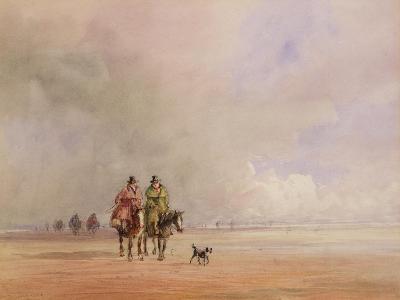 Ulverston-David Cox-Giclee Print