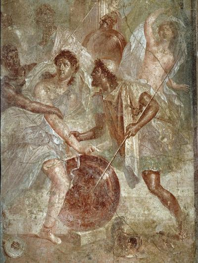 Ulysses and Diomedes Recognizing Achilles--Photographic Print