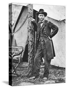 Ulysses S Grant (1822-188), American Soldier and Statesman, C1860S